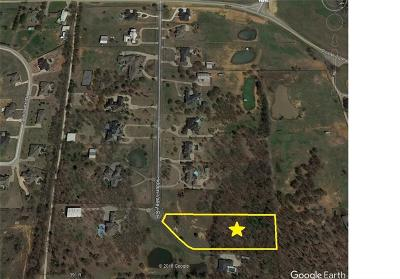 Mansfield Residential Lots & Land Active Option Contract: 5425 Hidden Valley Court