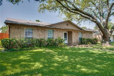 Garland Single Family Home For Sale: 2410 Richland Drive