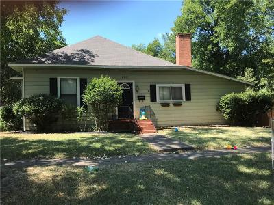 Kerens Single Family Home For Sale: 406 3rd Street