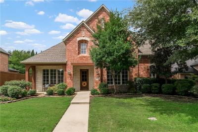 Coppell Single Family Home For Sale: 361 Hearthstone Lane