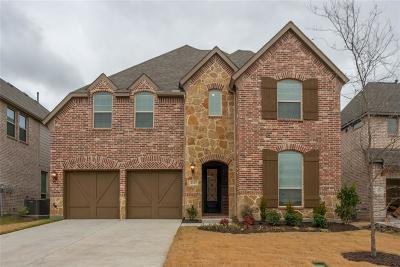 McKinney Single Family Home For Sale: 2317 St. Mary Lane