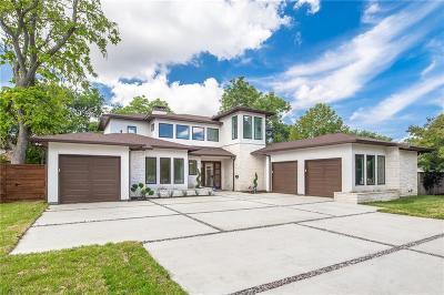 Dallas County Single Family Home Active Option Contract: 6222 Royal Lane