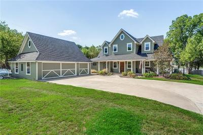Parker County, Tarrant County, Hood County, Wise County Single Family Home Active Option Contract: 2208 Randy Court
