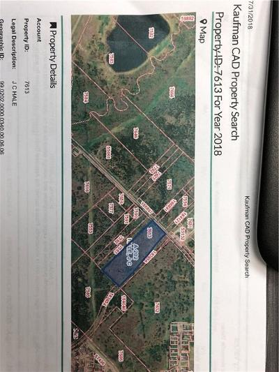 Terrell Residential Lots & Land For Sale