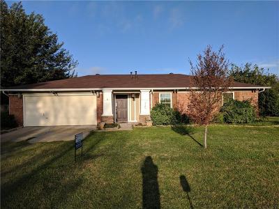 Argyle Single Family Home For Sale: 720 Charyl Lynn Drive