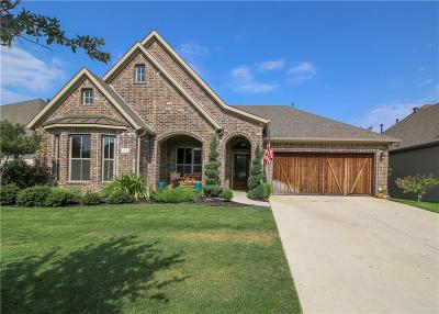 Aledo Single Family Home For Sale: 113 Parkview Drive