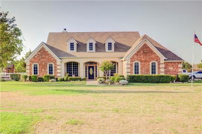 Haslet Single Family Home Active Kick Out: 1801 Highland Springs Drive