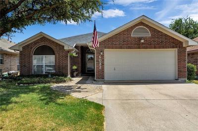 Haltom City Single Family Home For Sale: 6032 Kimberly Court