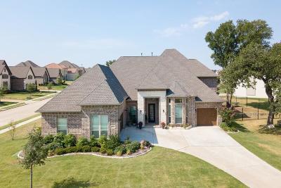 Flower Mound Single Family Home For Sale: 6632 Via Italia Drive
