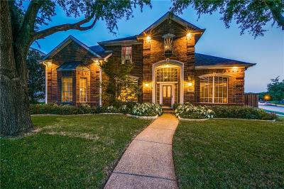 Rowlett Single Family Home Active Option Contract: 2402 Westlake Drive