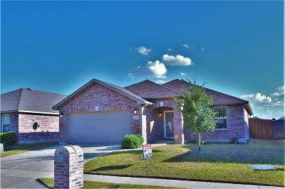 Fort Worth Single Family Home For Sale: 1204 Castlegar Lane