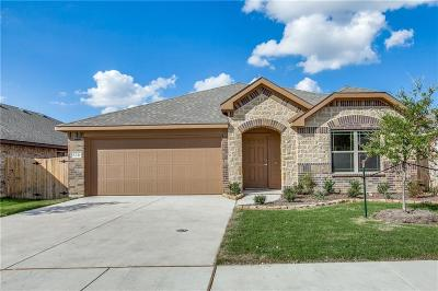 Fort Worth Single Family Home For Sale: 816 Woodson Way