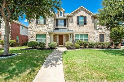 Frisco Single Family Home For Sale: 9659 Dickens Lane