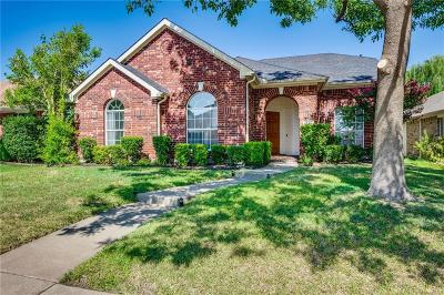 Frisco Single Family Home For Sale: 6734 Richmond Drive