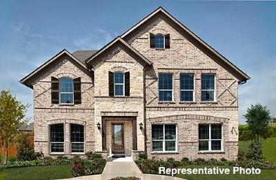 Little Elm Single Family Home For Sale: 2505 Fountain Gate Drive