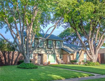 Carrollton Single Family Home For Sale: 4013 Windy Crest Drive