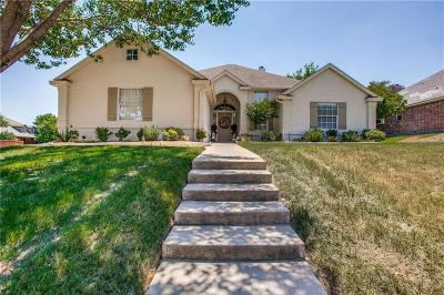 Aledo Single Family Home Active Option Contract: 101 Mockingbird Lane
