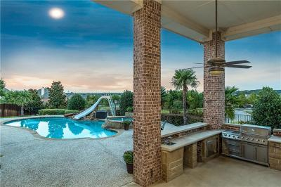 Keller Single Family Home Active Option Contract: 440 Monarch Hill Court