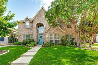 Keller Single Family Home Active Kick Out: 1837 Windsong Circle