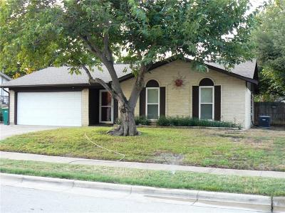 Lewisville Residential Lease For Lease: 637 Ferguson Drive