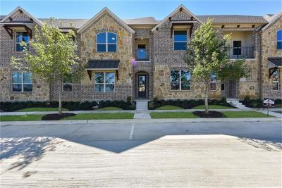 Flower Mound Townhouse For Sale: 2513 Gramercy Park Drive