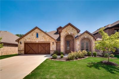 Aledo Single Family Home Active Option Contract: 416 Sagebrush Drive