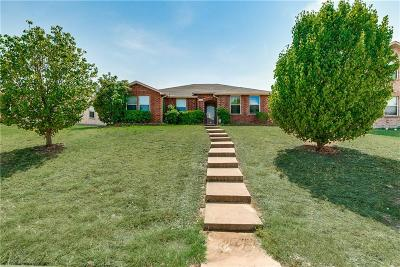 Mesquite Single Family Home For Sale: 1412 Nimitz Way