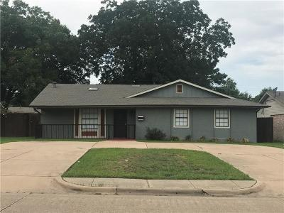 Plano Single Family Home For Sale: 1405 Judy Drive
