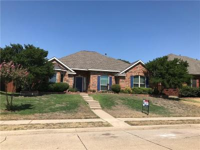 Allen Single Family Home Active Option Contract: 1118 Ashby Drive