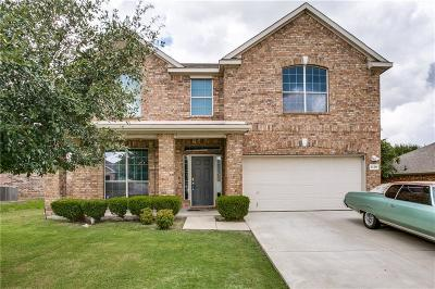 Mansfield Single Family Home For Sale: 1110 Remington Ranch Road