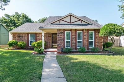 Allen Single Family Home For Sale: 1314 Timberview Drive