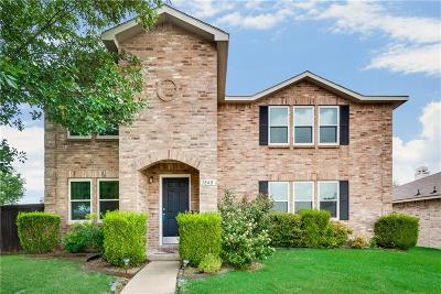 Rockwall Single Family Home For Sale: 1840 Wildrose Drive