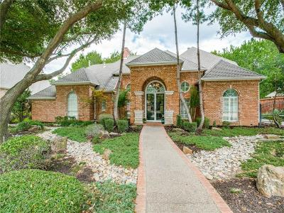 Colleyville Single Family Home For Sale: 3102 St Albans Circle