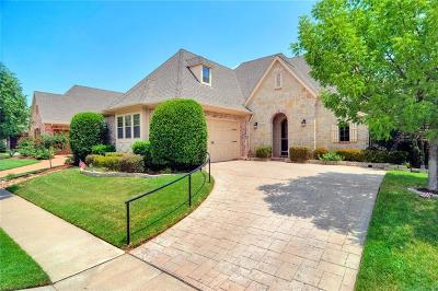 Colleyville Single Family Home Active Option Contract: 6407 Bordeaux Park