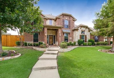 Rockwall Single Family Home For Sale: 1360 Gold Coast Drive