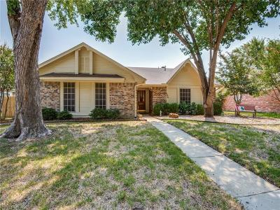 Coppell Single Family Home For Sale: 106 Creekside Lane