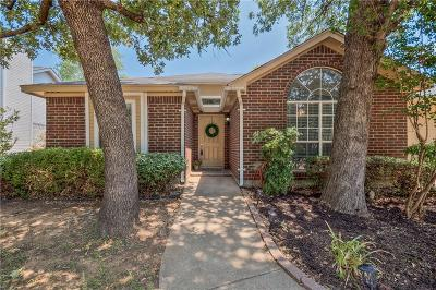 Corinth Single Family Home For Sale: 2122 Millwood Drive