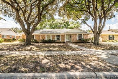 Farmers Branch Single Family Home For Sale: 3206 Brookhaven Club Drive