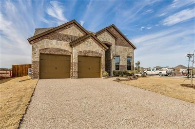 Melissa Single Family Home For Sale: 4015 Gray Wolf