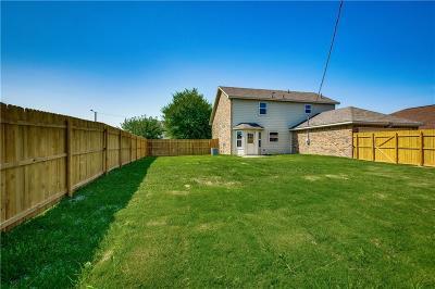 Rowlett Single Family Home For Sale: 7801 Pebble Beach Drive