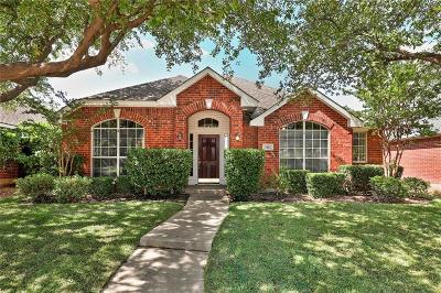 Frisco Single Family Home For Sale: 1412 Forest Oaks Court