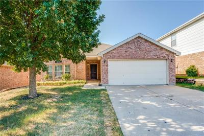 Fort Worth Single Family Home For Sale: 4904 Diamond Trace Trail