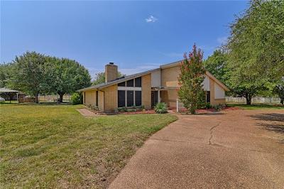 Crowley Single Family Home For Sale: 2801 County Road 920
