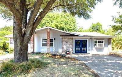 Saginaw Single Family Home For Sale: 240 Palomino Drive