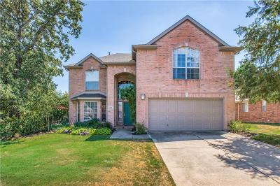 Lake Dallas Single Family Home For Sale: 406 Stoneleigh Circle