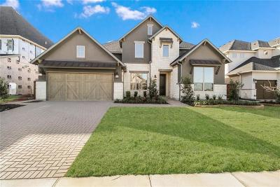 Frisco Single Family Home For Sale: 3743 Covedale Boulevard