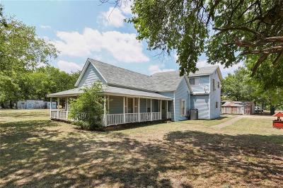 Melissa Single Family Home For Sale: 1905 E Harrison Street