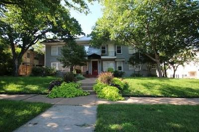 Fort Worth Multi Family Home For Sale: 4800 Bryce Avenue