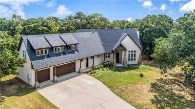 Weatherford Single Family Home Active Option Contract: 165 Oakwood Creek Lane