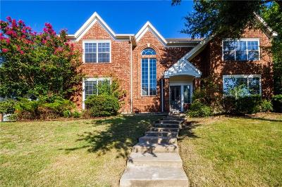 Carrollton Single Family Home For Sale: 2134 McCoy Road